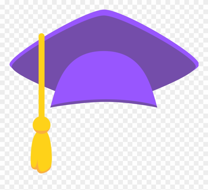 Graduation Clipart Sticker.