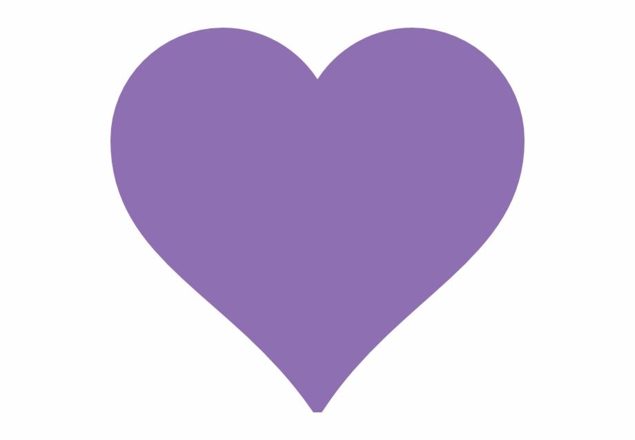 Purple Heart Png Purple Heart Emoji Discord.