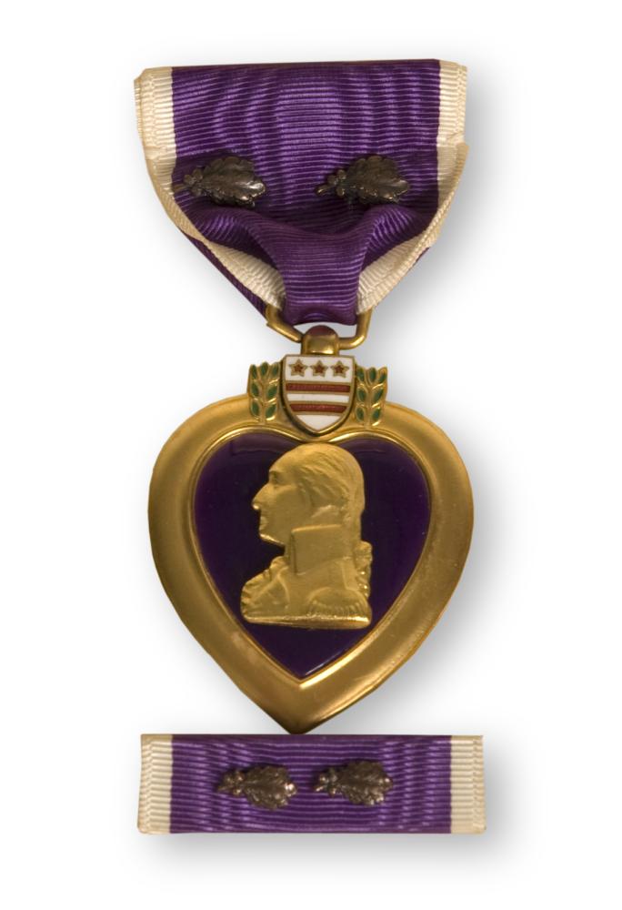 Purple Heart Medal.