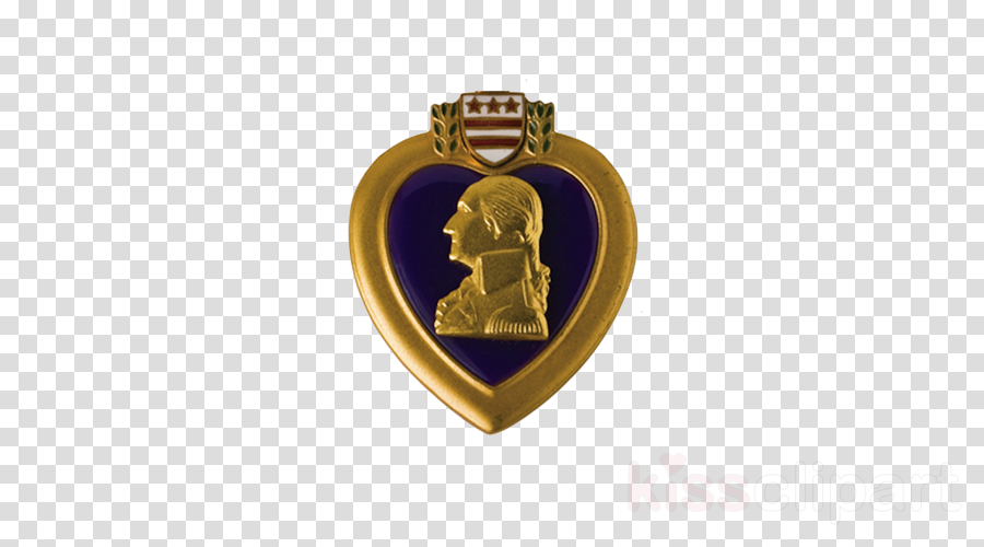 Download purple heart medal png clipart Purple Heart Medal.