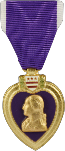 HD Purple Heart Png Medal , Free Unlimited Download #146891.