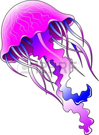 6,791 Jellyfish Stock Illustrations, Cliparts And Royalty Free.