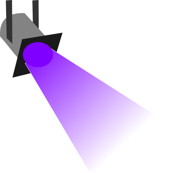 Disco Light Purple Clip Art at Clker.com.