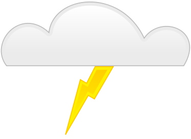 Lightning bolt purple lighting free clipart images image.