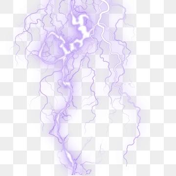 Purple Lightning PNG Images.