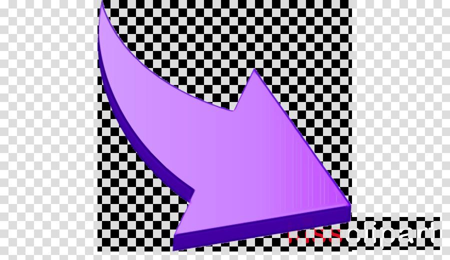 violet purple clip art logo triangle clipart.