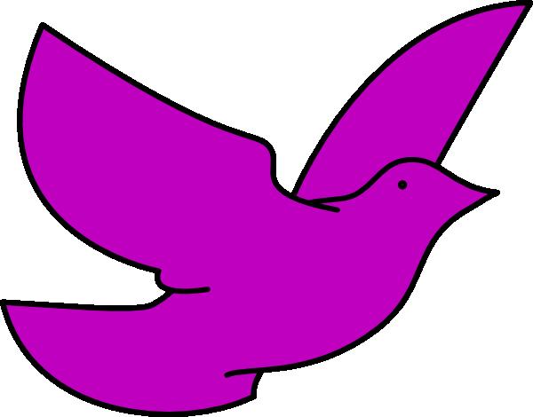 Purple Martin Clip Art.