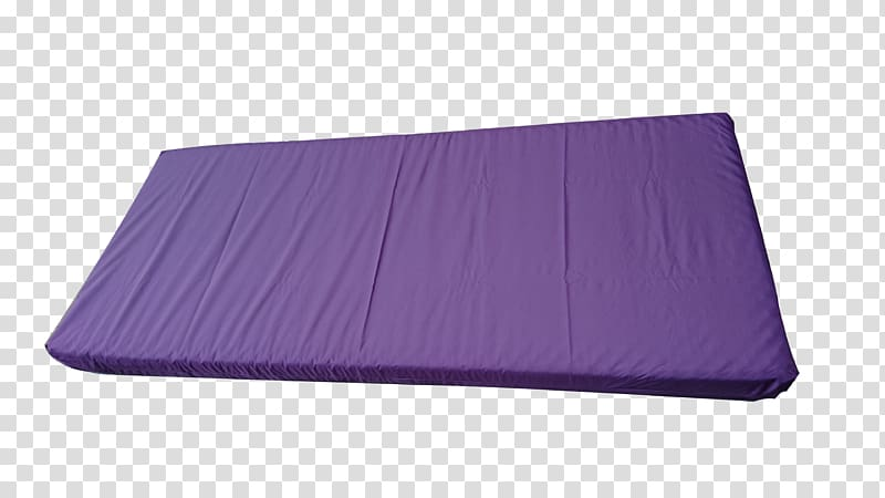 Yoga & Pilates Mats Rectangle Mattress, Mattress transparent.