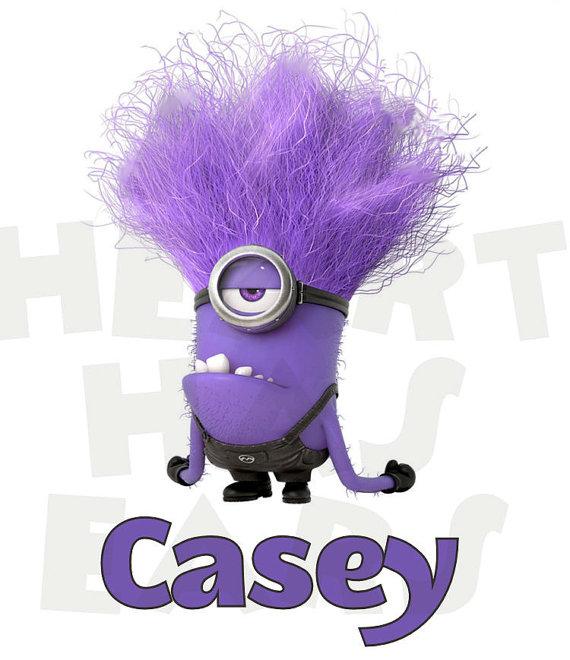 Purple Minion Clipart (27+).