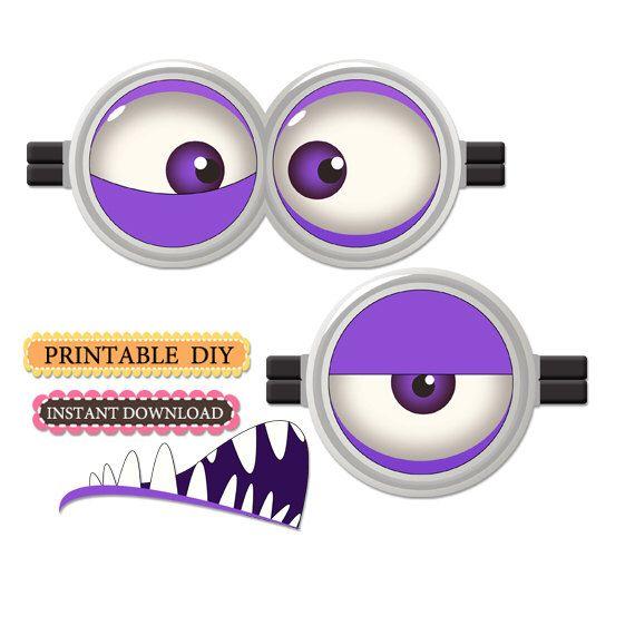 25+ best ideas about Minions Eyes on Pinterest.