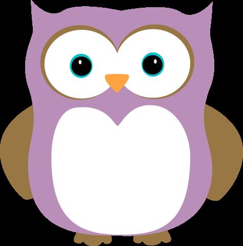 Purple owl clipart free clipart images.