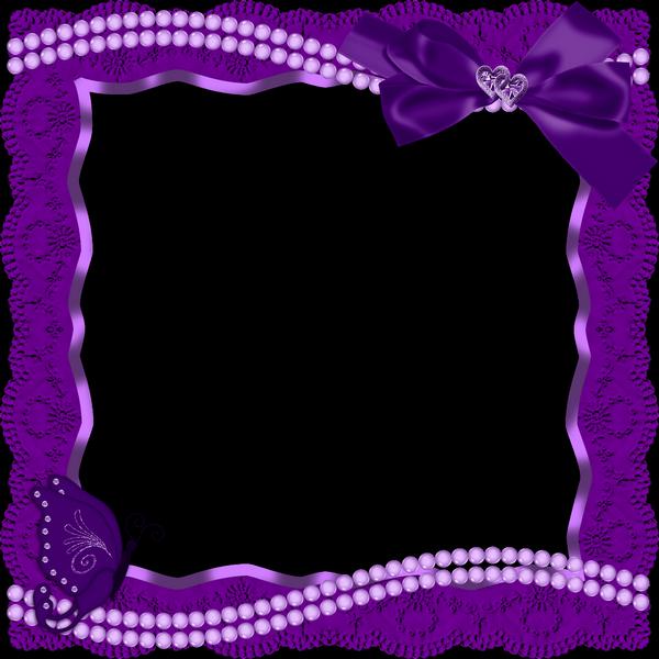 Purple Heart Frames.