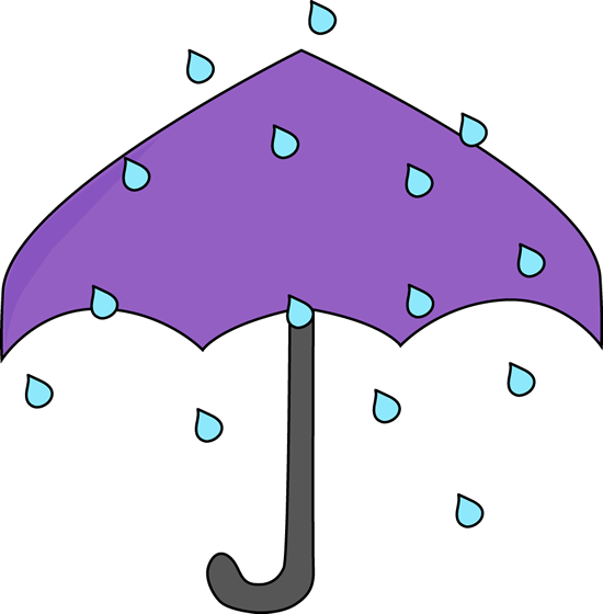 Rain Umbrella Clip Art.