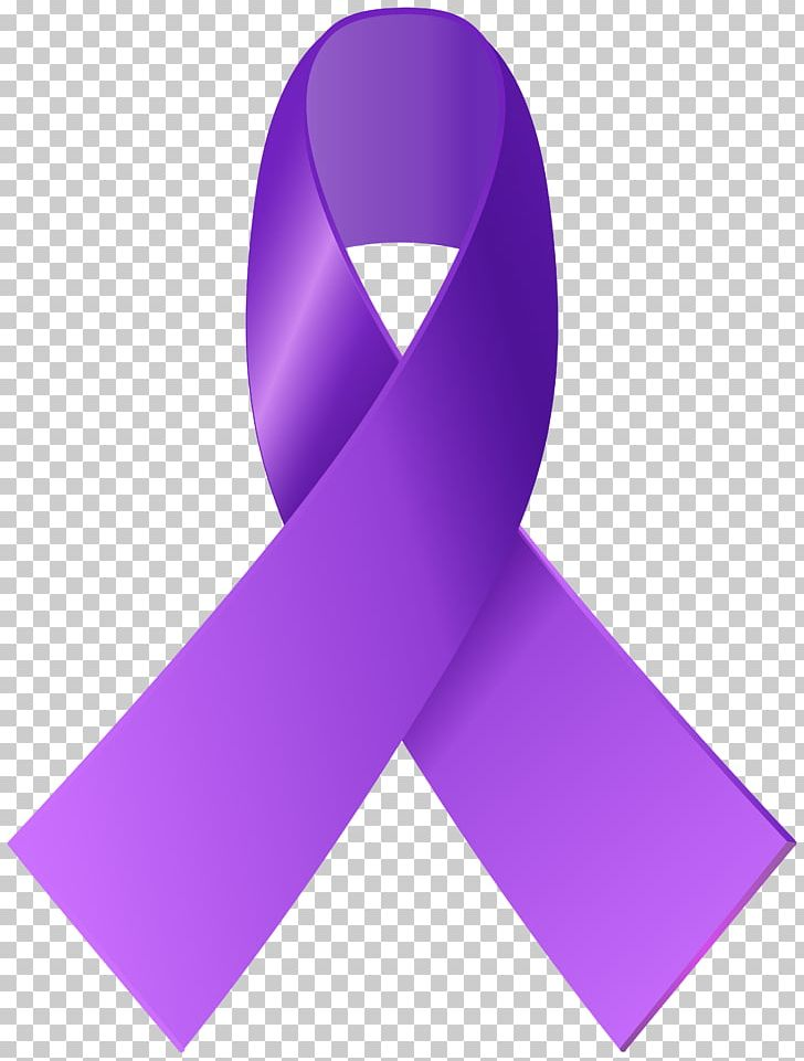 Purple Ribbon Paper Awareness Ribbon PNG, Clipart, Art.