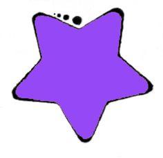 Purple Stars.
