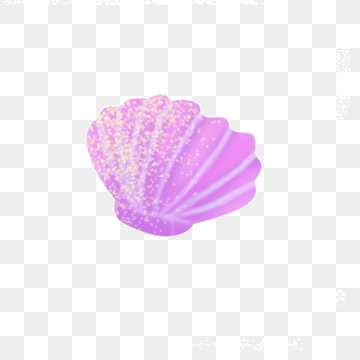 Purple Shell PNG Images.