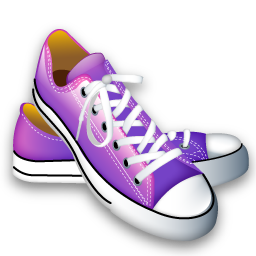 Shoes Transparent Background.
