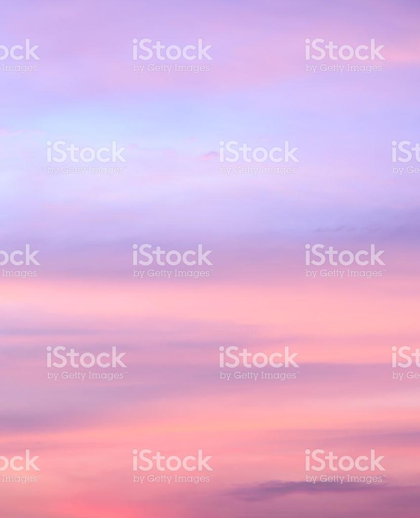 Clip Art Purple Sky Sunset.