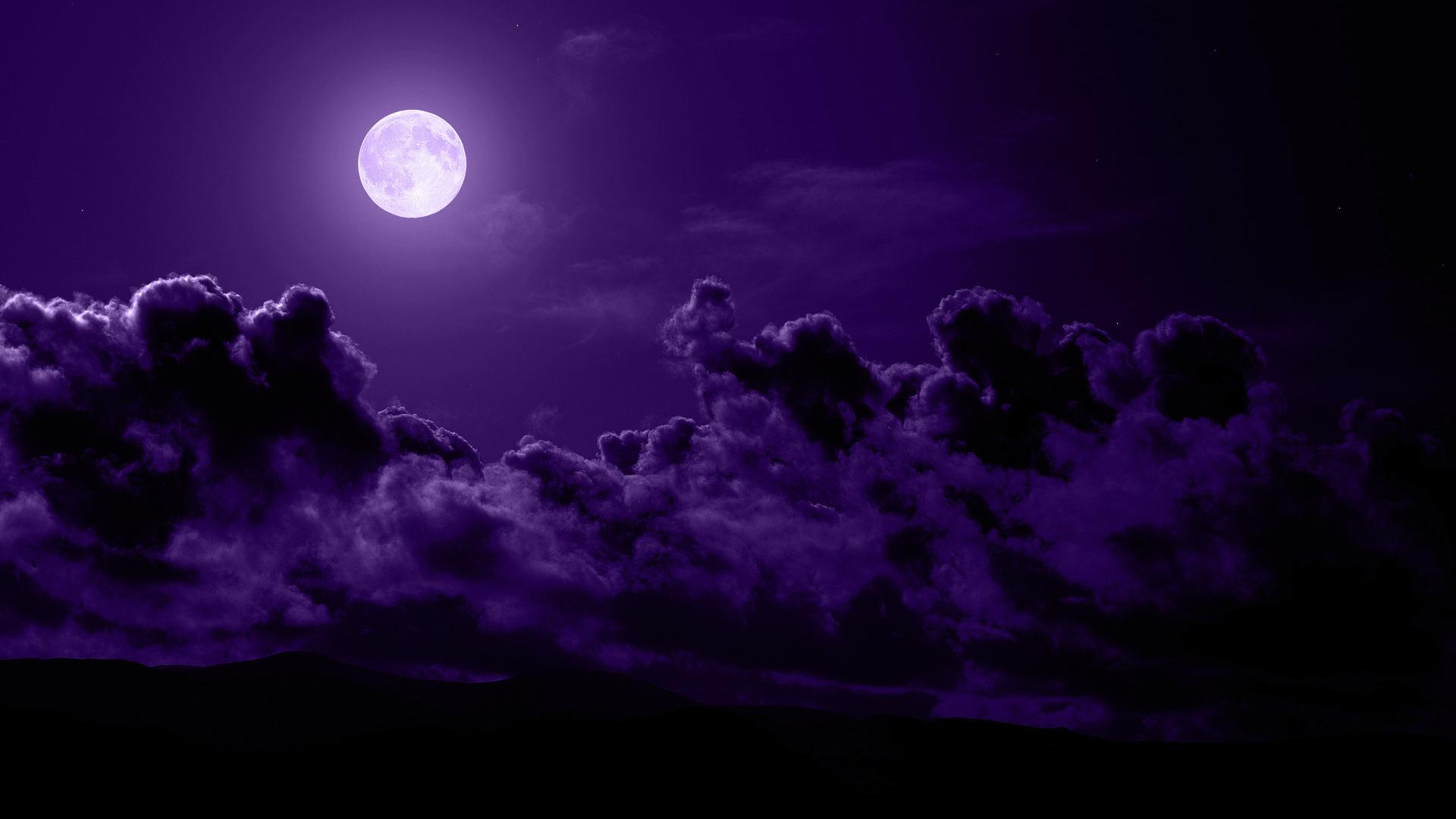 Full Moon Sky.