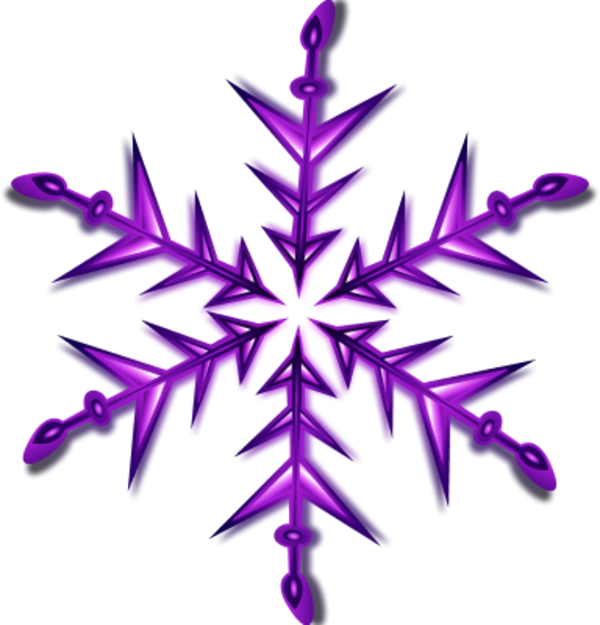 Free Purple Snowflake Cliparts, Download Free Clip Art, Free.