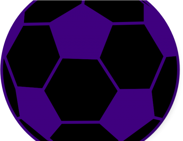 Maroon Clipart Soccer Ball.