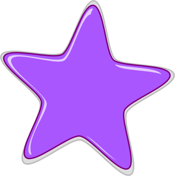 Free Purple Star Cliparts, Download Free Clip Art, Free Clip.