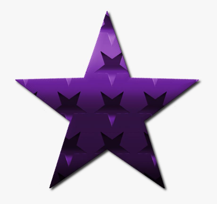 Stars Clipart Purple.