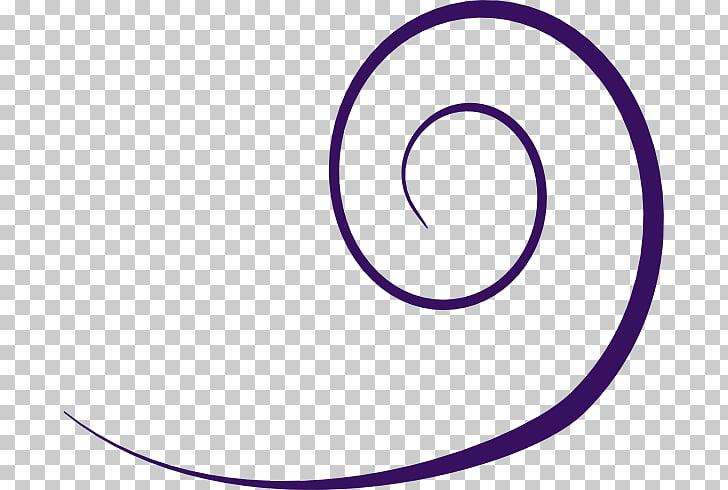 purple swirl PNG clipart.