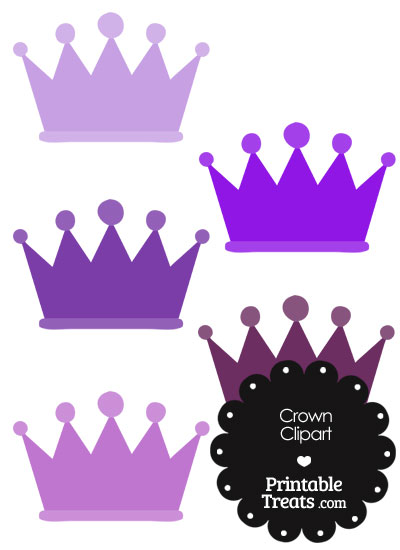 Purple Crown Graphics Pictures to Pin on Pinterest.