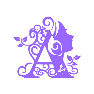 Graphic Design of Flower Clipart.