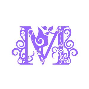 Purple Designs Clipart.