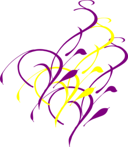 Purple Yellow Etc Clip Art at Clker.com.