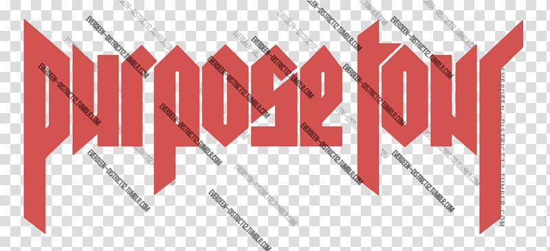 Purpose tour logo, Purpose Tour illustration transparent.