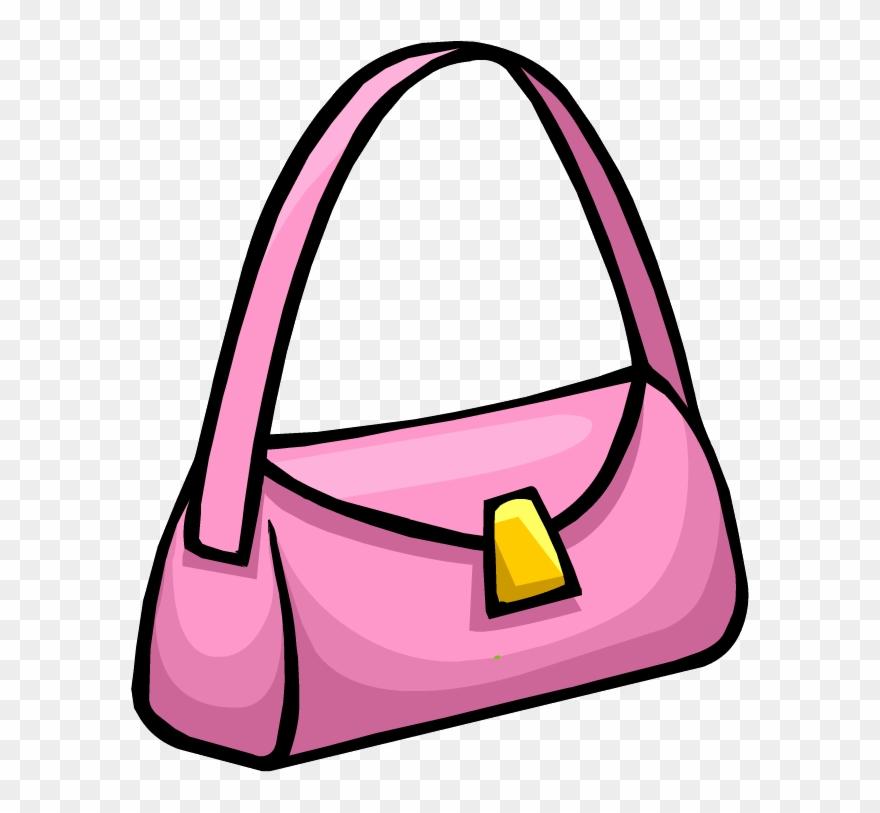 Hand Emoji Clipart Purse.