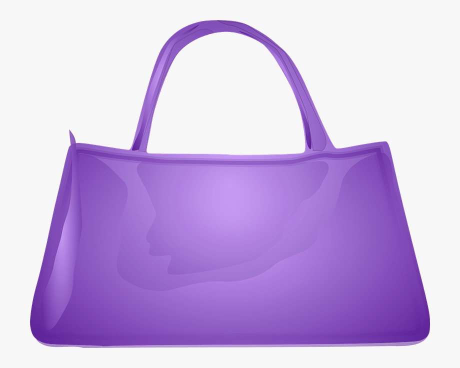 Free Purse Clipart Image.