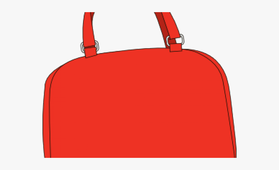 Purse Clipart Red Purse.