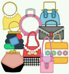 Purse Clipart.