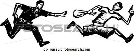 Pursuit Clipart.