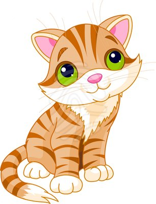Pusa clipart 1 » Clipart Station.