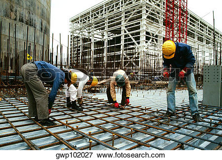 Picture of Construction site of nuclear power plant in Pusan.