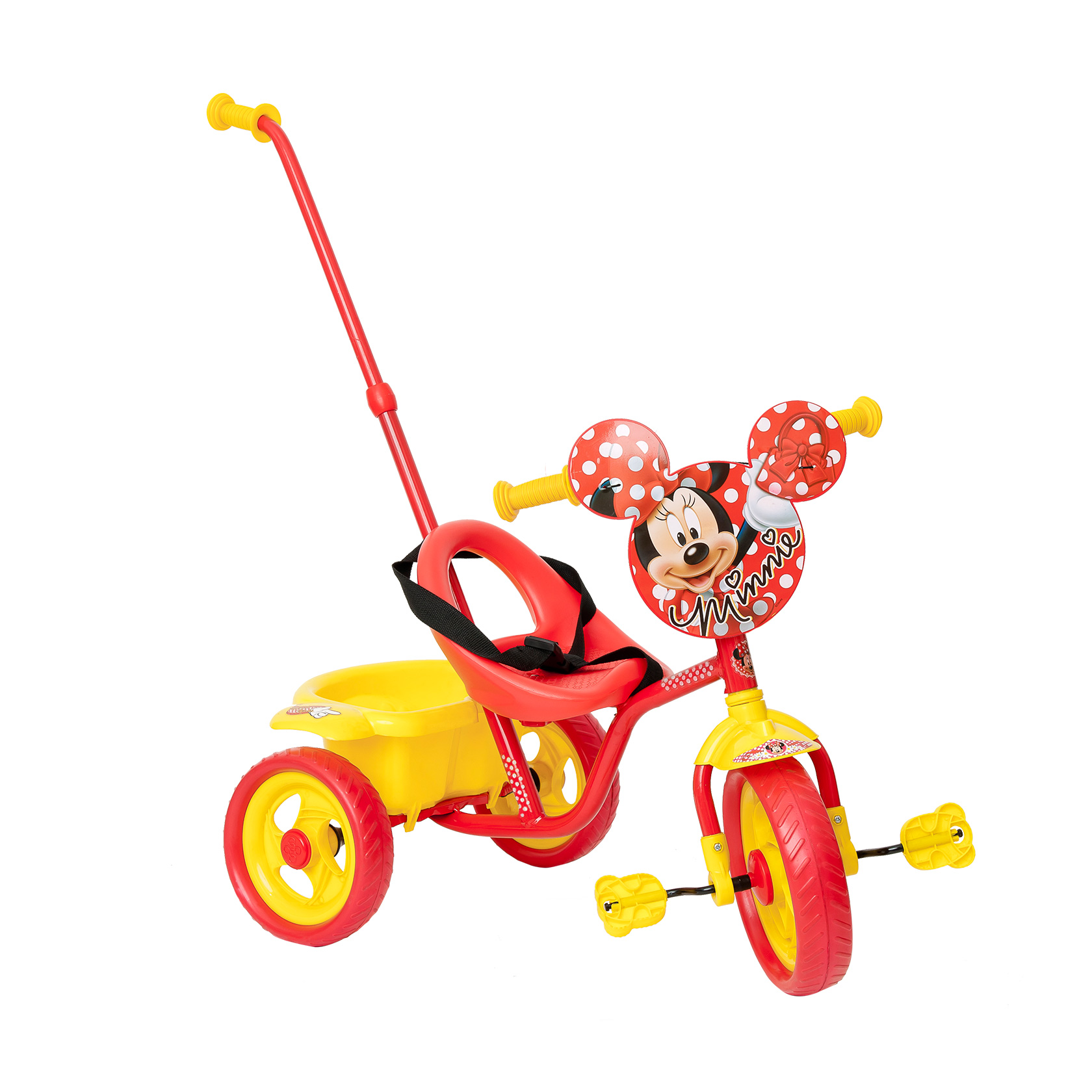 Minnie Mouse Push Handle Trike.