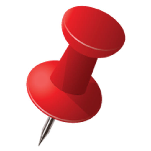 Download Free png Push Pin Icon Free Icons and.