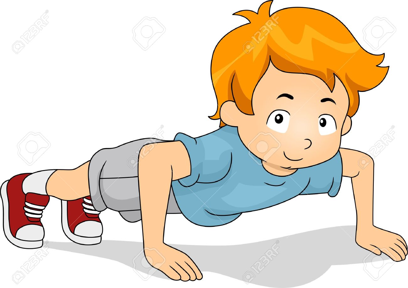 Push up clipart 4 » Clipart Station.
