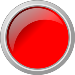 Red Push Button Clipart.
