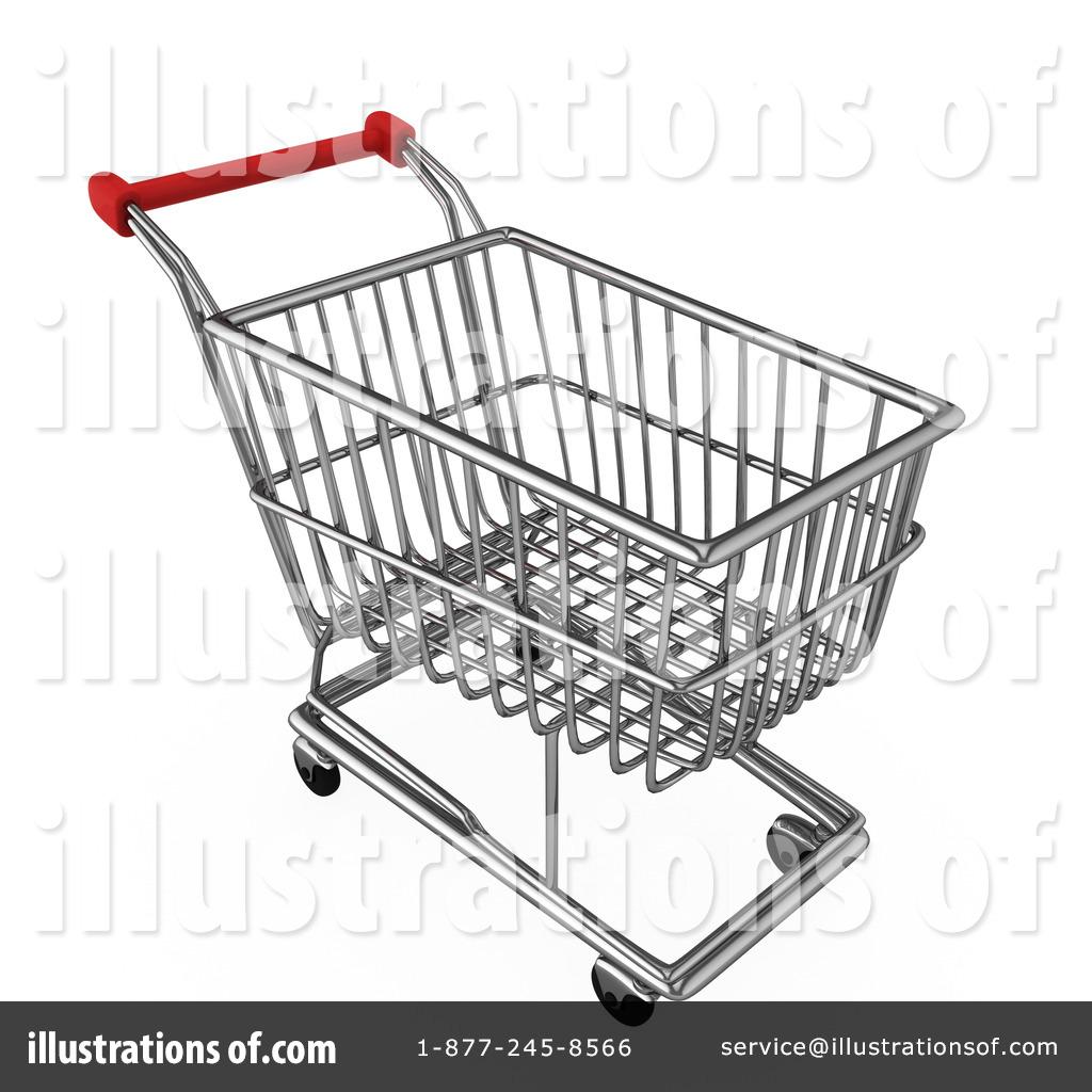 Push cart clipart.