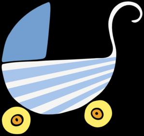 Baby Stroller Clip Art at Clker.com.