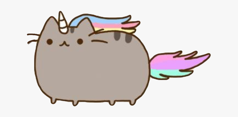 Unicorn Clipart Cat.