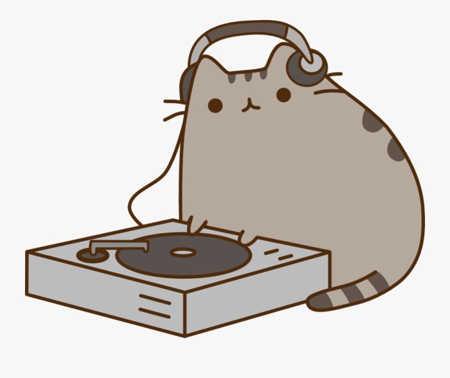 Pusheen Cat Clipart , Free Transparent Clipart.
