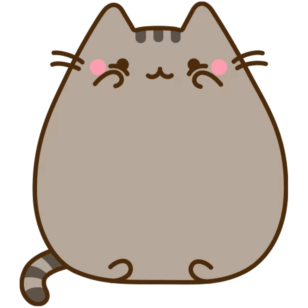 Pusheen Cat Png , (+) Pictures.