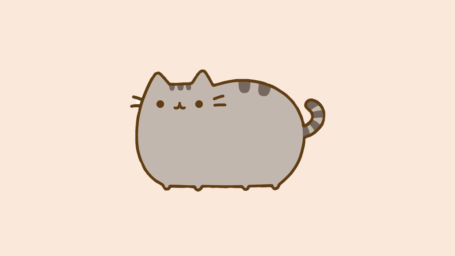 Wallpaper : drawing, illustration, cat, minimalism, artwork.